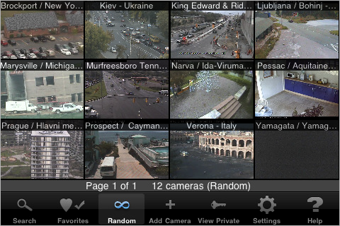 Live Cams 2.5